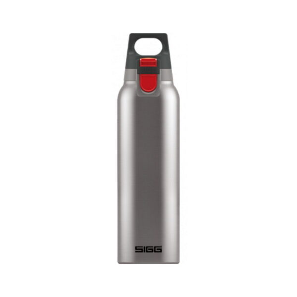 sigg hot&cold termopudele steel 500ml