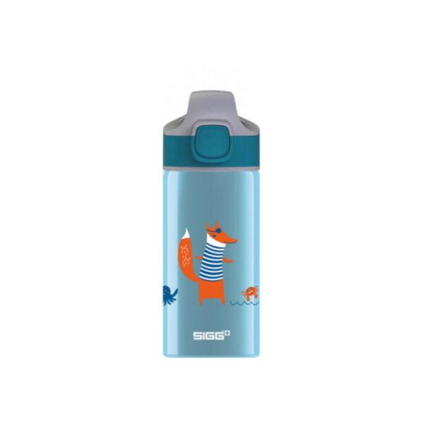 sigg fox ūdens pudele 400ml