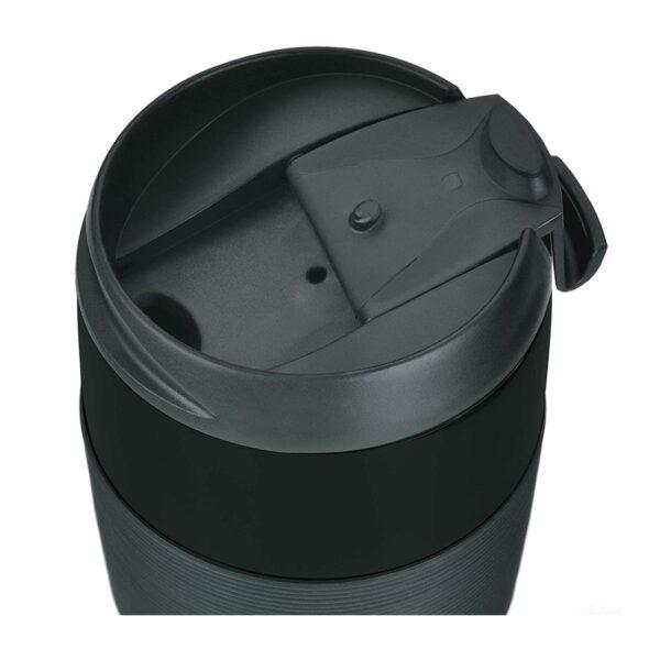 Thermos thermocafe black 400ml termokrūze