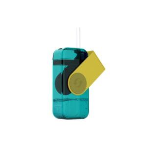 asobu juicy drink box yellow